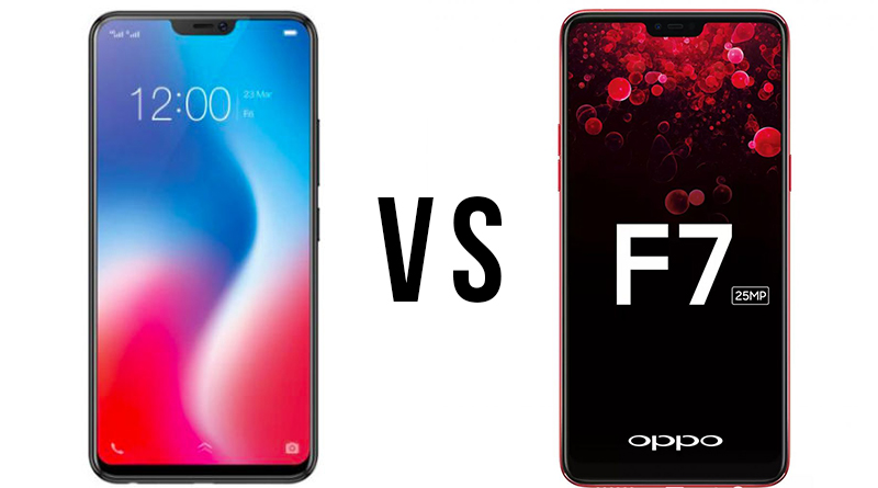 Oppo F7 Vs Vivo V9 What S The Difference