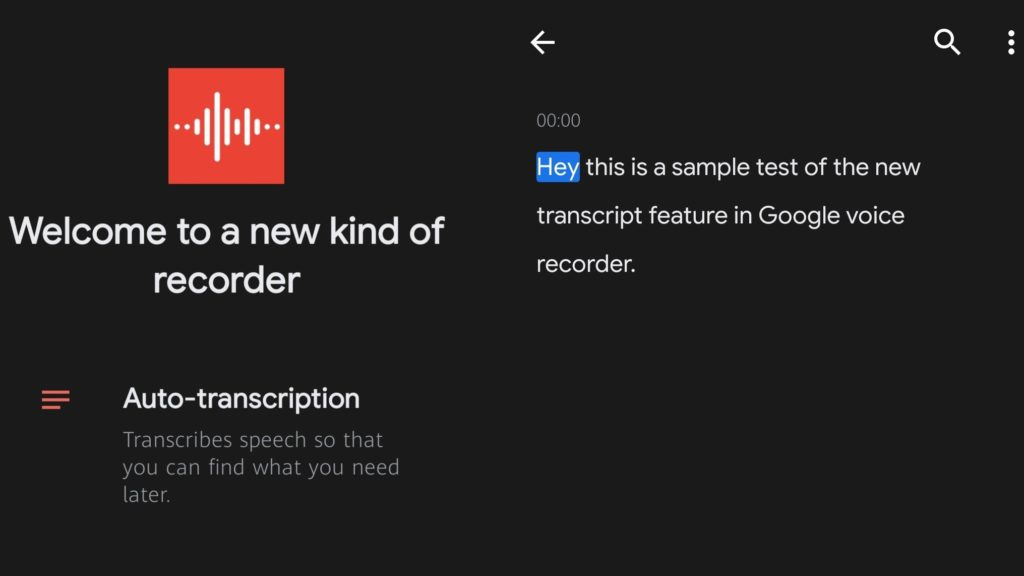 How To Install Google Recorder With Auto-Transcription On ...